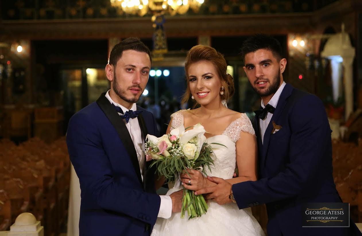 Γάμος πριν την «πρώτη» της ΑΕΚ για Ανάκογλου (ΦΩΤΟ)
