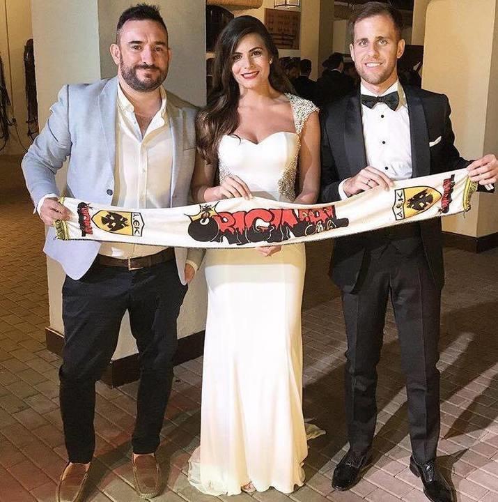 Original γάμος για Κορδέρο και Ίνμα (ΦΩΤΟ)