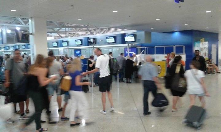Και ο Ζντοβτς στο αεροδρόμιο (ΦΩΤΟ)
