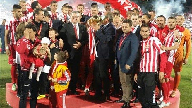Πλησιάζει η «καμπάνα» - Η αλβανική Σκεντερμπέου αποκλείστηκε από το Champions League για «στημένα»