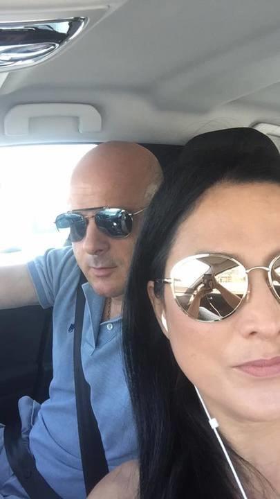 Ο Τιμούρ με την κυρία Κετσπάγια (ΦΩΤΟ)