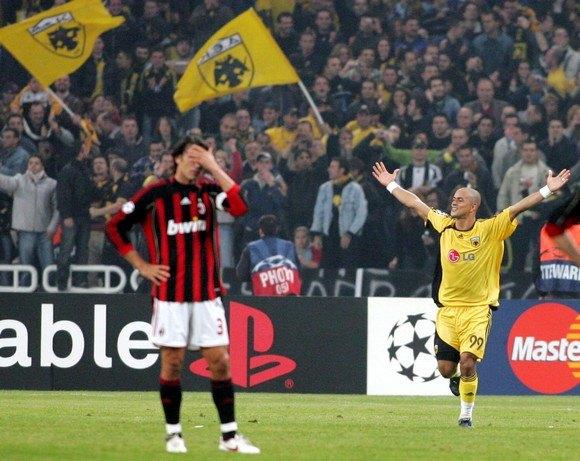 UEFA: «H AEK, o φοίνικας, ο Ντέμης και η γαλλική κατάρα»