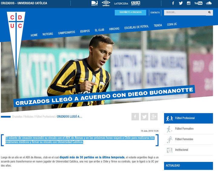 Και... επίσημα στην Κατόλικα ο Enano - «Είμαι χαρούμενος για το νέο κεφάλαιο»