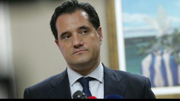 Πανηγυρίζει ο Άδωνις για την απαλλαγή Μαρινάκη από την εγκληματική! (ΦΩΤΟ)