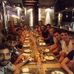 Το αποχαιρετιστήριο δείπνο του Μπαρμπόσα (ΦΩΤΟ)