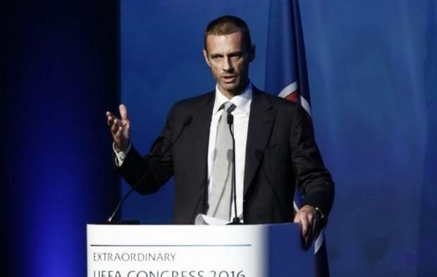 Τσέφεριν: «Υπάρχουν επιλογές που μας επιτρέπουν να ολοκληρώσουμε τα πρωταθλήματα και τα Κύπελλα σε κάθε χώρα»
