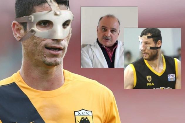 «Θα φοβάται με Ολυμπιακό» - «Δεν έβλεπα με μάσκα»!