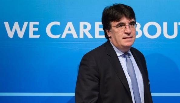 Συνεχίζει ως γενικός γραμματέας της UEFA o Θεοδωρίδης