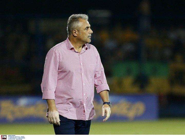 Βοσνιάδης: «Περιμένουμε την αναδιάρθρωση για να ανέβουμε στην Super League»