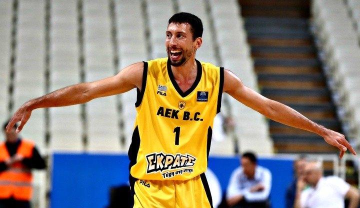 Ούκιτς στο enwsi.gr: «Είμαι ικανοποιημένος στην ΑΕΚ, να κάνω καλύτερη την ομάδα»