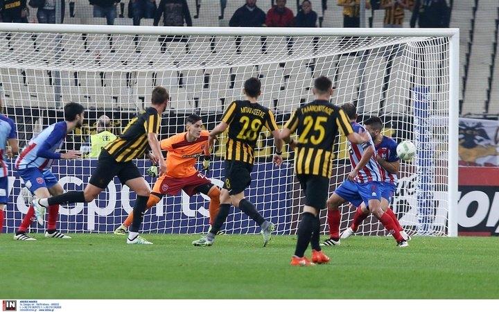 Πέρασαν 44 χρόνια από το τελευταίο 0-0 της ΑΕΚ με τον Πανιώνιο