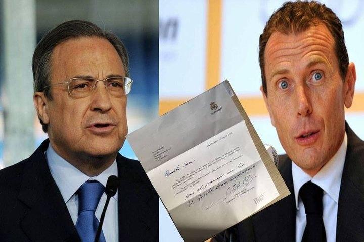 Η επιστολή της Ρεάλ Μαδρίτης στον Ζοσέ Μοράις! (ΦΩΤΟ)
