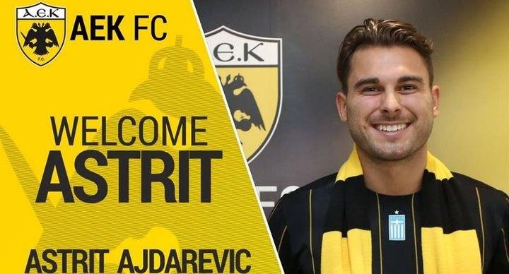 Στην ΑΕΚ και επίσημα ο Αϊντάρεβιτς μέχρι το 2019! (ΦΩΤΟ)