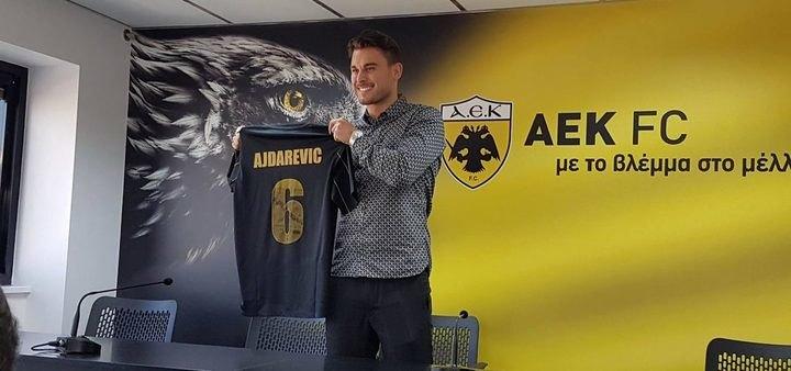 Aϊντάρεβιτς: «Θέλω μόνο να κερδίζω» (VIDEO)