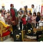 Εικόνες από την Χριστουγεννιάτικη γιορτή της ΑΕΚ