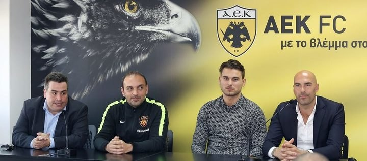 Μαϊστόροβιτς για μεταγραφές και Αϊντάρεβιτς (VIDEO)