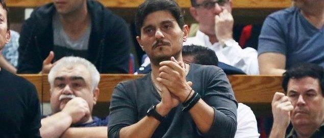 Επίθεση της θύρας 13 στον Δημήτρη Γιαννακόπουλο