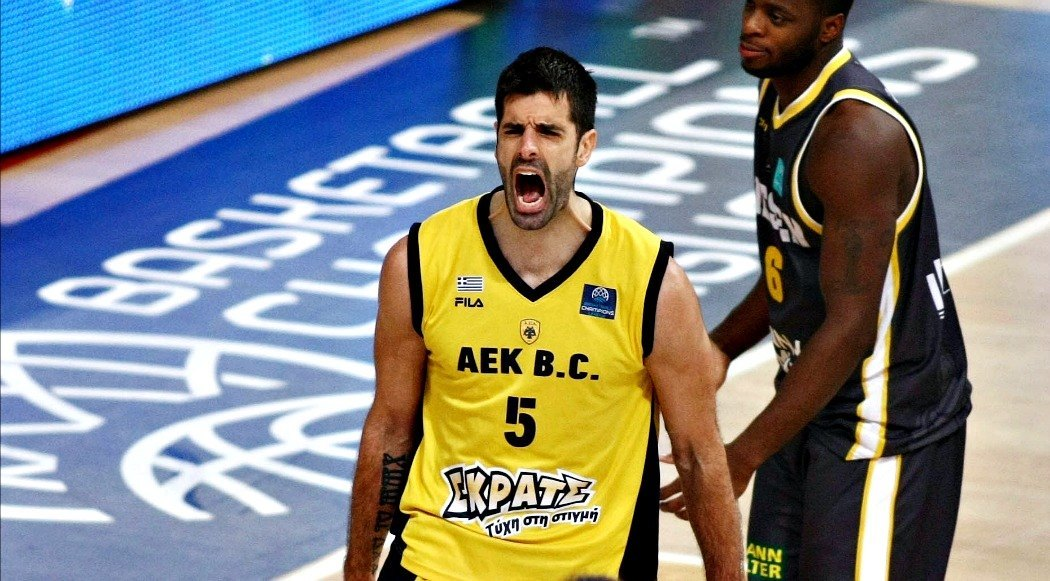 Σάκοτα στο enwsi.gr: «Με την ίδια ώθηση στο Αλεξάνδρειο για πρόκριση στον τελικό!»