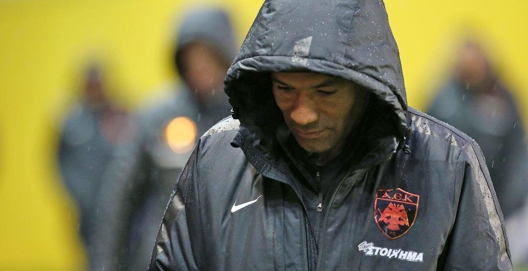 Τέλος στον χειρότερο προπονητή της ιστορίας της ΑΕΚ