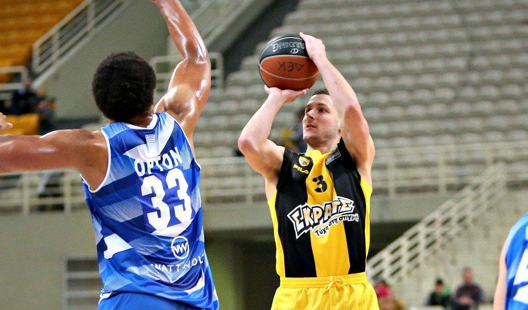 ΜακΓκραθ στο enwsi.gr: «Θέλω τη μπάλα στα δύσκολα»