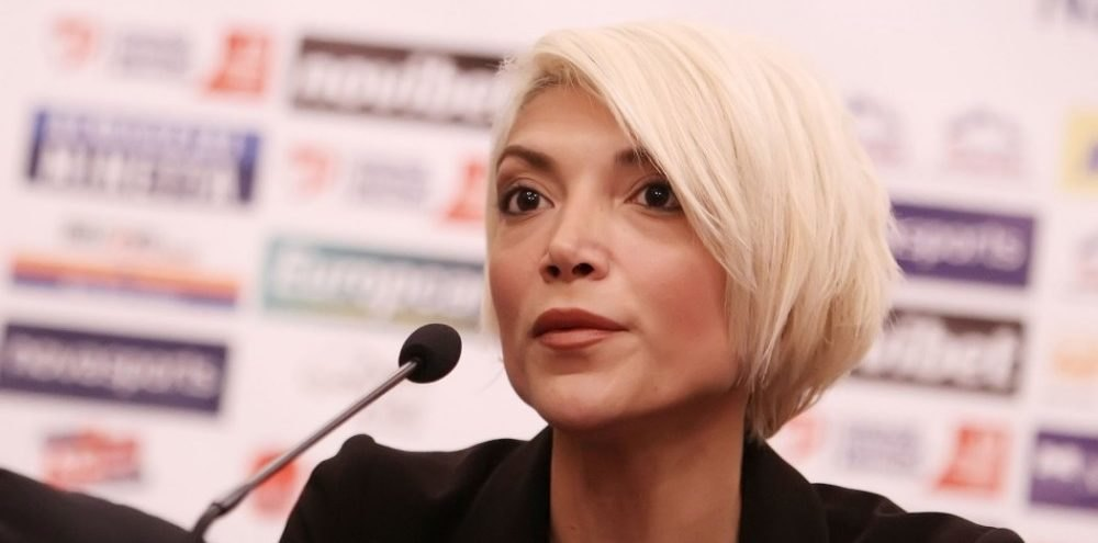 Η Διευθύντρια του Ερασιτέχνη Ολυμπιακού ξεχνά και... δηλώνει: «Εμείς σε όλα τα τμήματα κερδίζουμε μέσα στα γήπεδα»