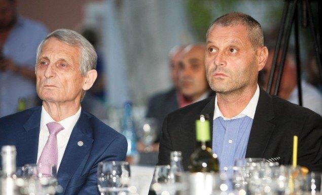 Ούτε την επανεκλογή του στην ΕΠΣ Πιερίας δεν διεκδικεί ο Ελευθεριάδης