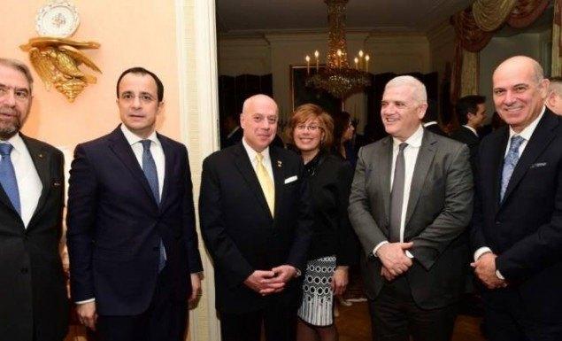 Στο δείπνο του Λευκού Οίκου ο Μελισσανίδης (ΦΩΤΟ)