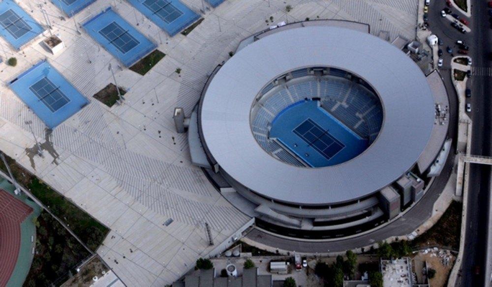 Παρατημένο στη μοίρα του το γήπεδο τένις στο ΟΑΚΑ
