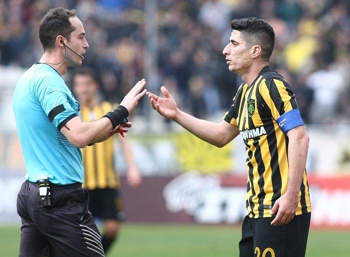 Ο Διαμαντόπουλος στο ΑΕΚ-Κέρκυρα