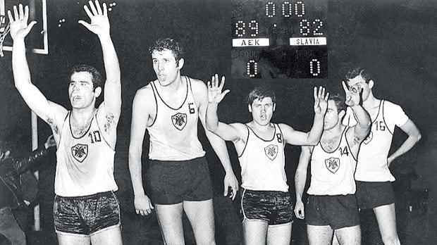 «Η ΑΕΚ Κυπελλούχος, η Ελλάς γιορτάζει» -  49 χρόνια μετά (VIDEO)
