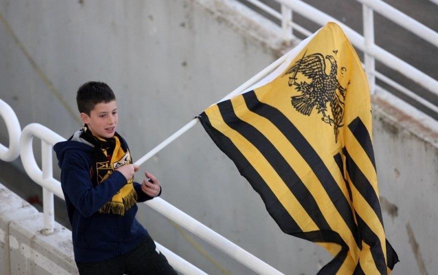 Με τη σημαία μας πάντα ψηλά