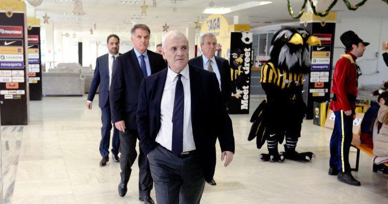 Στηρίζει Μανόλο ο Μελισσανίδης - Με Χιμένεθ η ΑΕΚ και τη νέα σεζόν
