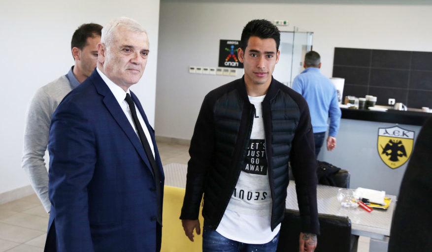 Μελισσανίδης για... πριμ Champions League: «Εδώ είμαι!»