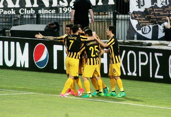 Μία ντουζίνα γκολ στο πρώτο τέταρτο η ΑΕΚ