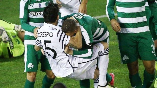 Οριστικά χωρίς Μπεργκ ο Παναθηναϊκός, παίζει με ΑΕΚ ο Κρέσπο