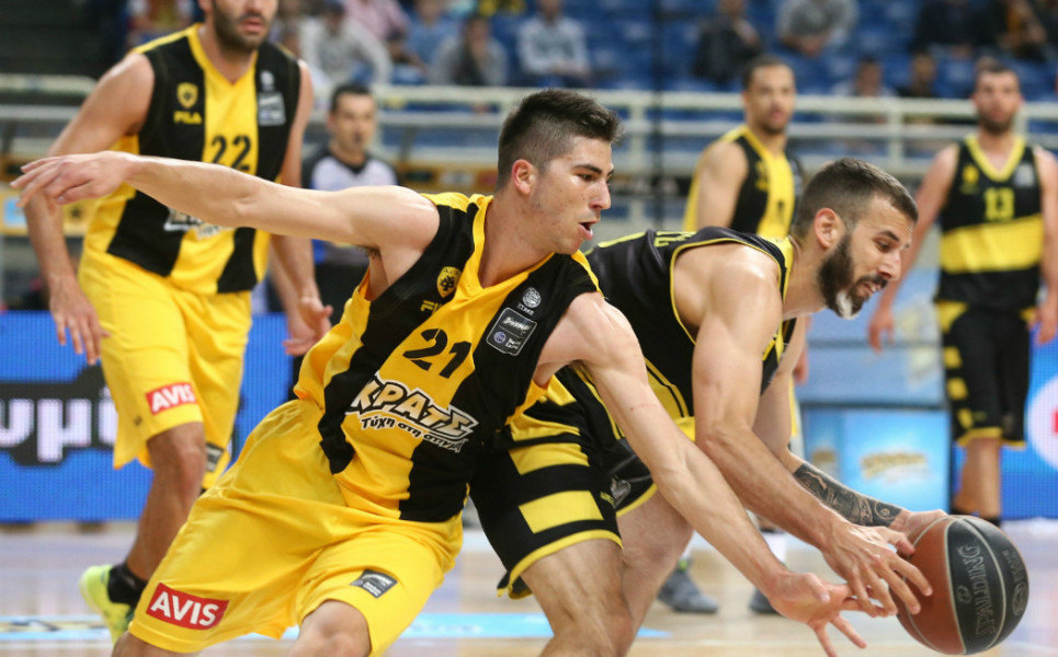 Μωραϊτης: «Στη Θεσσαλονίκη για τη νίκη»