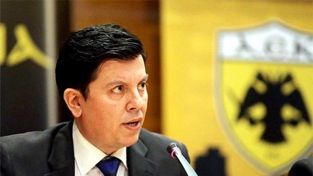 Νικολάου: «H ΑΕΚ αξίζει σταθερά τους οπαδούς της στο πλευρό της»