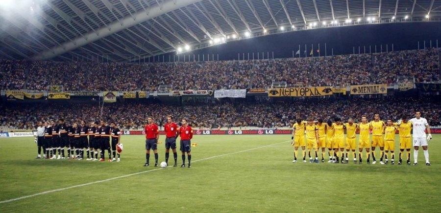 Η ΑΕΚ και το… σεντόνι –69η στο All Time Club Ranking της UEFA για το Champions League