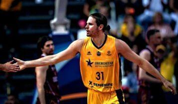 «Φωτογράφισε» ΑΕΚ ο Μπόγρης: «Θα επέστρεφα Ελλάδα για μια ομάδα με μπασκετική παράδοση»