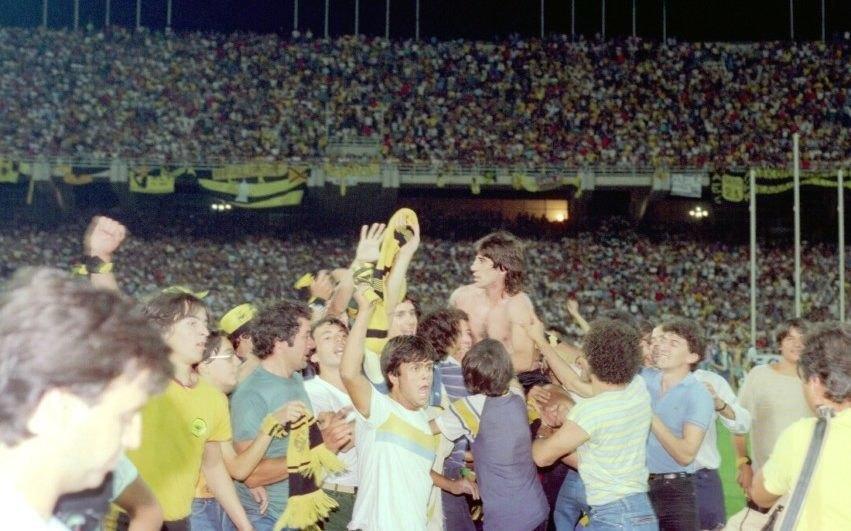 Το Κύπελλο του 1983 με 60.000 Ενωσίτες στο ΟΑΚΑ (VIDEO)