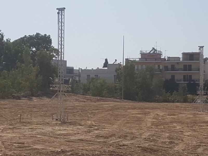 Αποκλειστικό enwsi.gr: Όλα έτοιμα στον ναό για την γιορτή (ΦΩΤΟ)