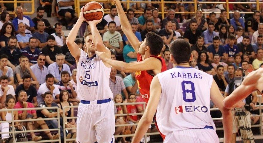 Eurobasket U-20: Σήκωσε το! -Η Ελλάδα στον τελικό, 77-56 την Ισπανία!