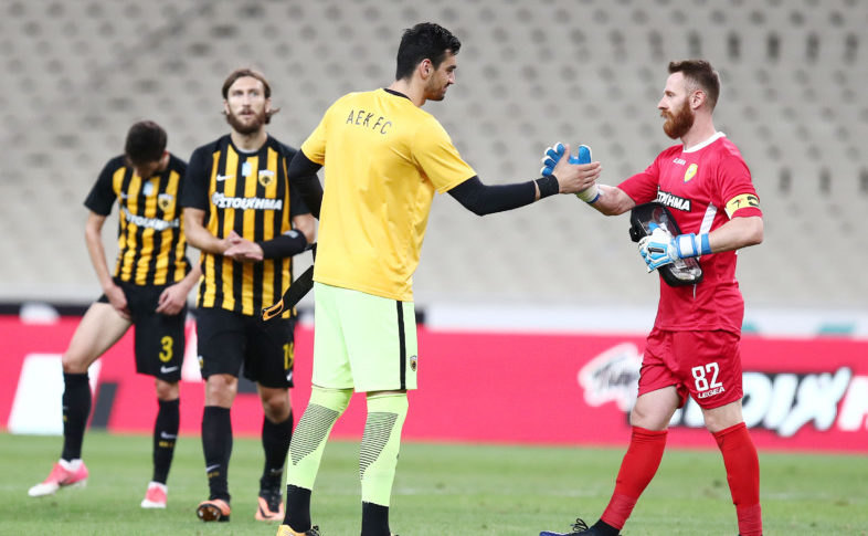 Κυριακίδης: «Ηρθαμε για νίκη, αλλά από μια φάση…»
