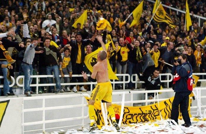 Η UEFA θυμήθηκε τη νίκη της ΑΕΚ με τη Μίλαν