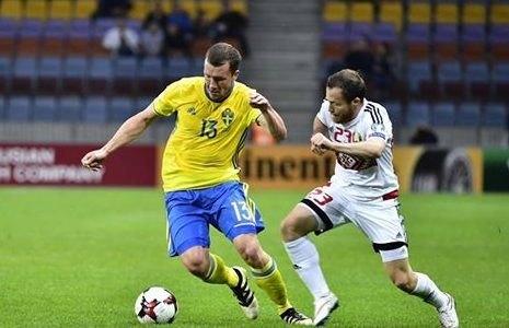 Ξέσπασε στη Λευκορωσία η Σουηδία-69 λεπτά αγωνίστηκε ο Γιόχανσον