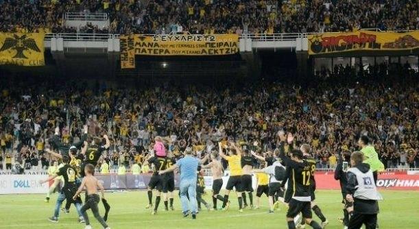 Στα 5.000 εισιτήρια η προπώληση για την Αούστρια Βιέννης (ΦΩΤΟ)