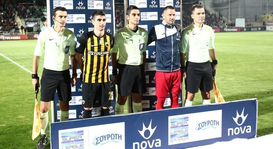 Απίστευτο: Δεν παραπέμπεται ο διαιτητής Παπαδόπουλος για το Ξάνθη-ΑΕΚ!