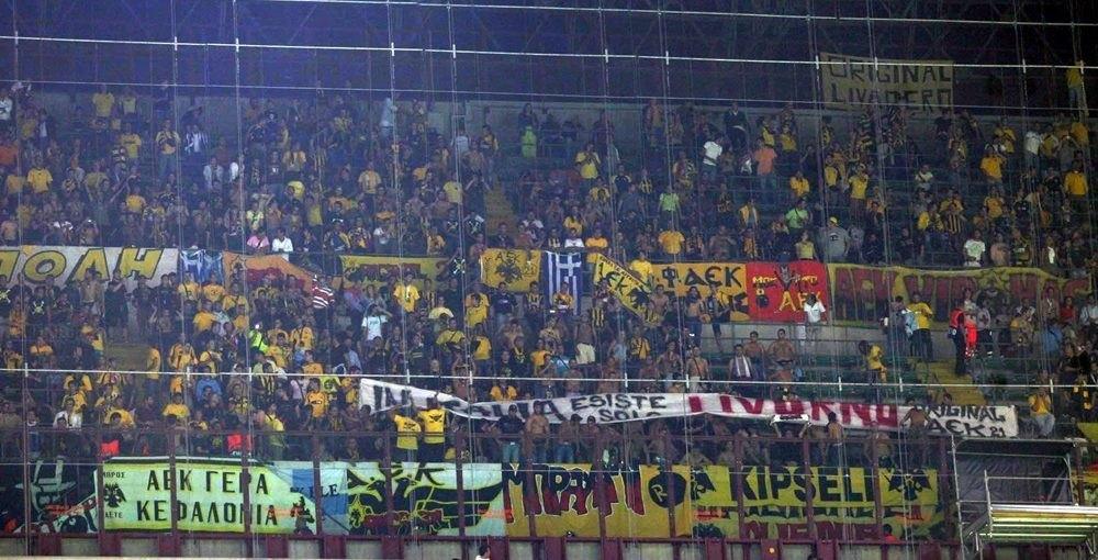 3.000 ΑΕΚτζήδες έκλεισαν θέση για το ματς με την Μίλαν!