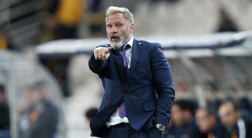 Φινκ: «Τελικός με την ΑΕΚ σε γεμάτο γήπεδο»