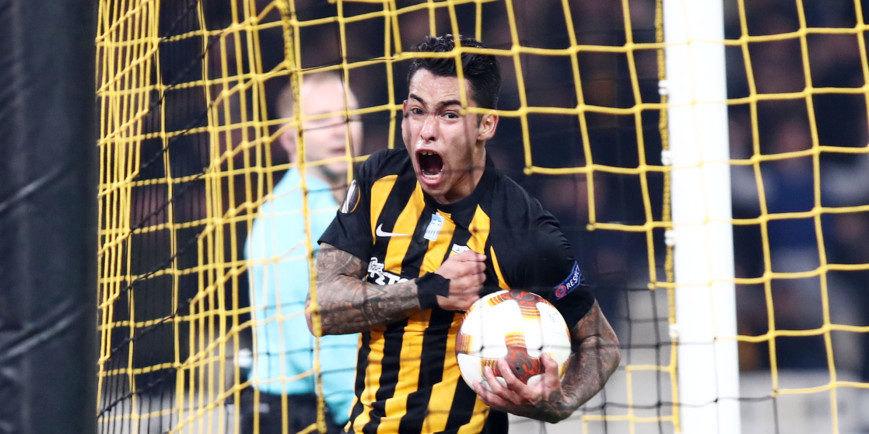 Τα γκολ στο ΑΕΚ - Ριέκα 2-2 (VIDEO)